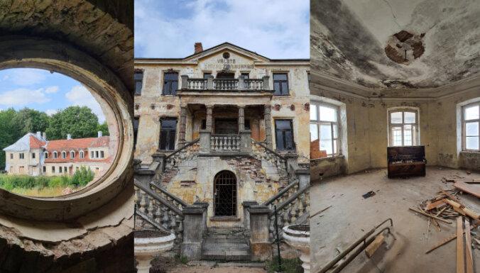 Трагические истории: Пять заброшенных усадеб в Латвии с разрушенной судьбой