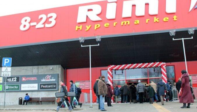 Pētījums: tirdzniecības nozarē lielākais uzņēmums pērn – 'Rimi Latvia'