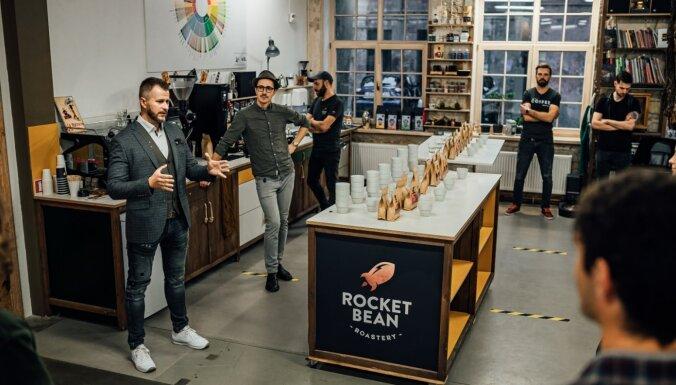 'Rocket Bean Roastery': ceļš uz eksporta tirgu atvēršanu nav gluds kā tikko uzliets asfalts