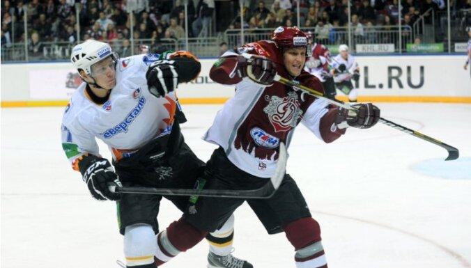 """Рижское """"Динамо"""" одерживает вторую победу на Кубке Губернатора"""