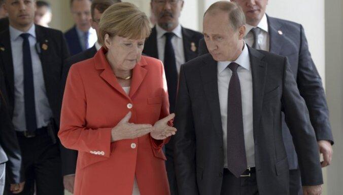NYT: план Путина дает Западу шанс отсрочить санкции