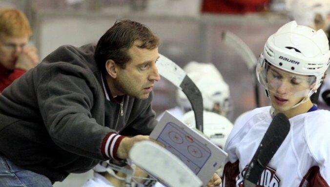 В тренерском штабе сборной Латвии пополнение— канадец Кулен и местный Ципрус