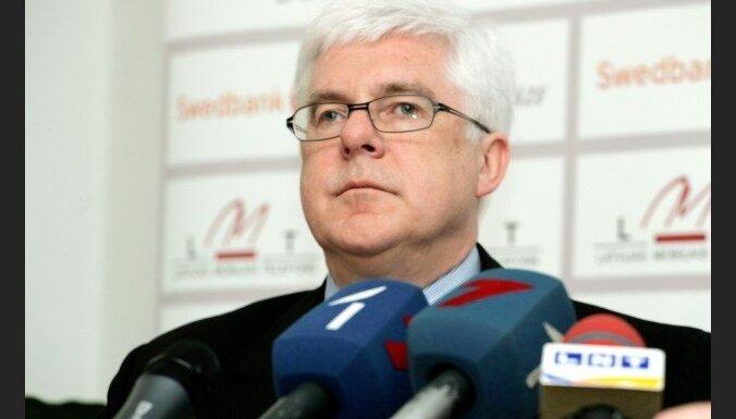Vrubļevskis: LOV nevar uzņemties sporta skolu un federāciju pienākumus