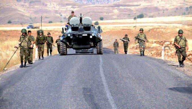 Ankara: Turcijas karaspēks no Irākas netiks izvests