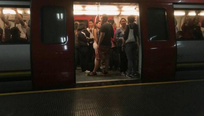В столице Венесуэлы метро стало бесплатным: нет сырья для производства билетов