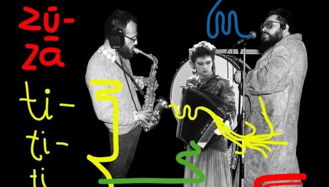 Hardija Lediņa gada programmas turpinājumā - 'NSRD' veltīts koncerts 'Zū-zā ti-ti-ti'