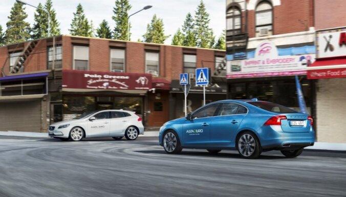 'Volvo' uzbūvējis pilsētu tikai automobiļiem