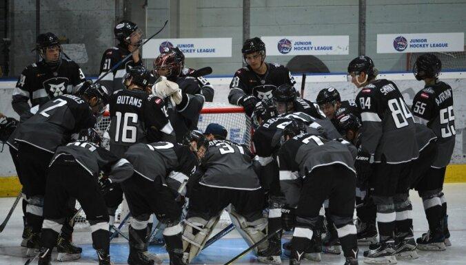 HK 'Rīga' MHL spēlē atkārtoti zaudē 'Almaz' vienībai