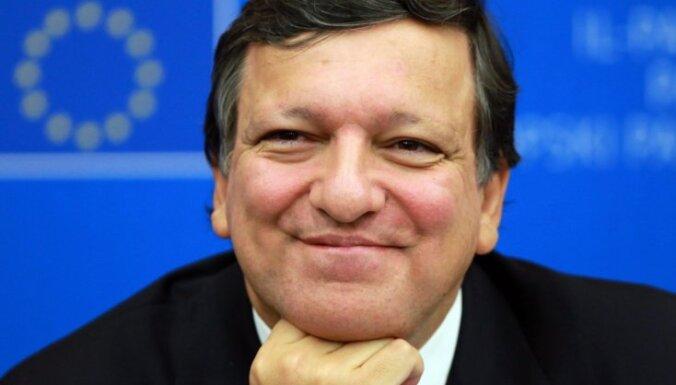 Баррозу: Европа показала устойчивость перед лицом финансового кризиса