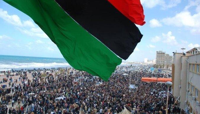 Diplomāts: ES ir gatava noteikt sankcijas Lībijai