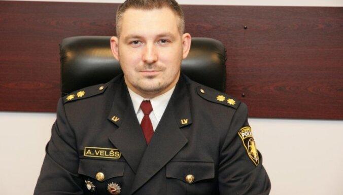 Velšs: pusgads Valsts policijas šefa amatā ir pārāk īss laiks kardinālu reformu veikšanai