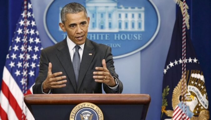 Obama atzīst Lībiju par savas prezidentūras lielāko kļūdu