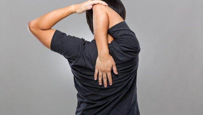 Stiepšanās vingrinājumi sasprindzinātiem muskuļiem un nogurušam prātam