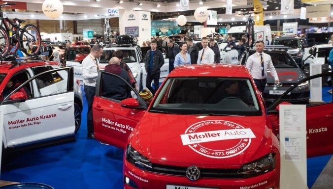 Ar krāšņu šovu apmeklētājus septembrī sagaidīs 'Auto 2020' speciālizlaidums Ķīpsalā