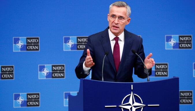 НАТО призвала Россию уважать суверенитет и целостность Беларуси