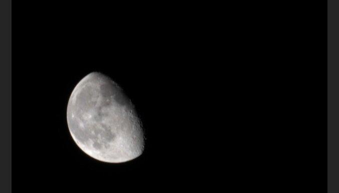 Vecgada vakarā būs daļējs Mēness aptumsums