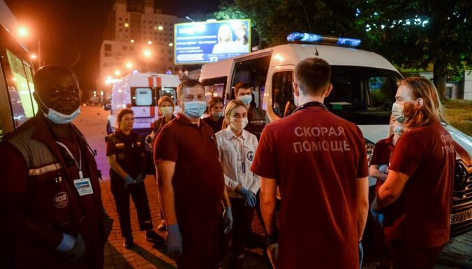 Медики назвали самые распространенные травмы на протестах в Беларуси
