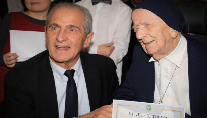 116-летняя жительница Франции оправилась от коронавируса
