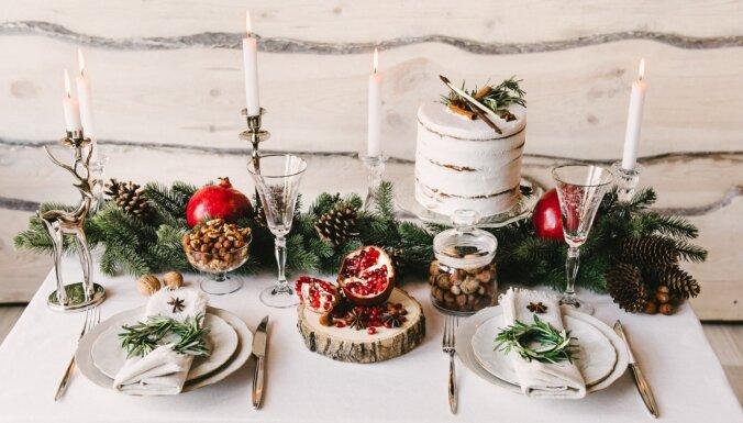 Новогодний стол как антистресс: советы, как пережить праздничный ужин 31 декабря