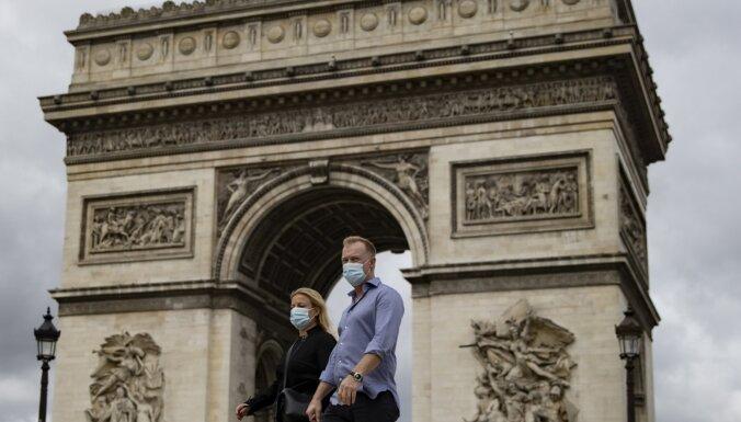 Covid-19: во Франции 10 тысяч зараженных за день, испанская принцесса на карантине