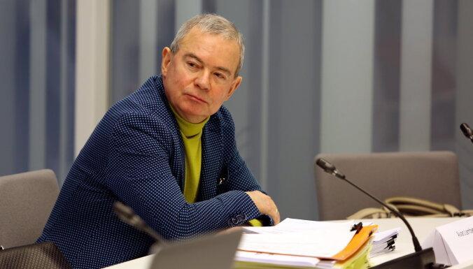 KNAB проверяет сообщение OFAC о коррупции Лембергса