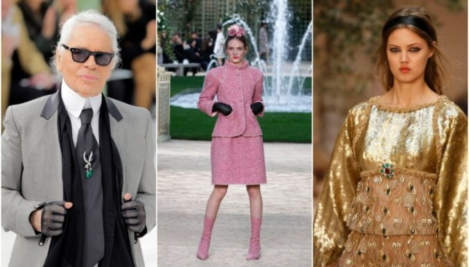Sagriezt modes pasauli kājām gaisā. 'Chanel' gadsimta uzvaras gājiens
