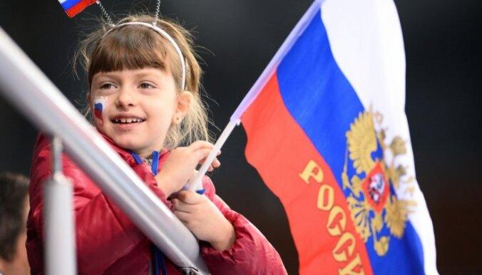 ЧМ по хоккею в Риге: несмотря на допинговые санкции сборной РФ, в городе вывесят флаги России