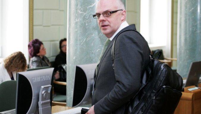 Ķīlis: Saeimas balsojums par veco AIP būs pret tiesiskuma principiem