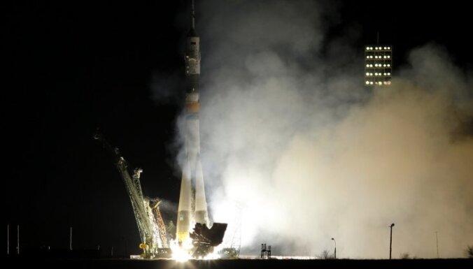 """На орбиту полетел космический корабль """"Гагарин"""""""