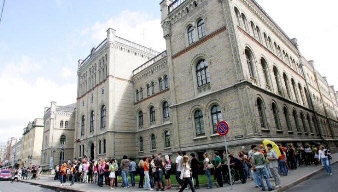 В латвийских вузах учится почти 2000 иностранцев