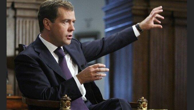 Слова Медведева не увлекли россиян