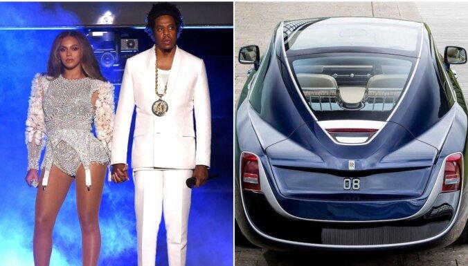 Bejonsa ar vīru nopērk pasaulē dārgāko auto