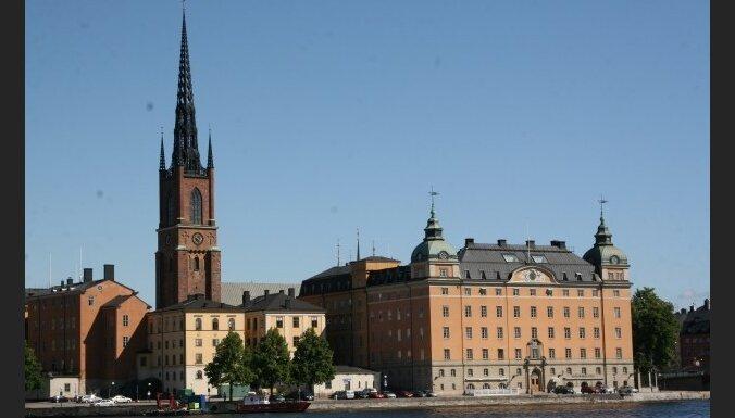 В Швеции разрешили венчание однополых пар
