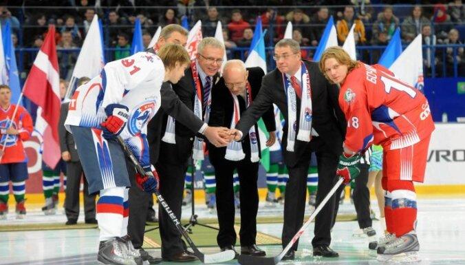 Определены вторые пятерки участников Матча звезд КХЛ