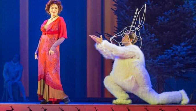 Nacionālais teātris izziņo gadu mijas koncertus