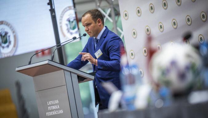 Президентом Латвийской федерации футбола избран Вадим Ляшенко