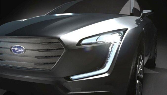 'Subaru Viziv' demonstrēs markas apvidus auto dizaina attīstību