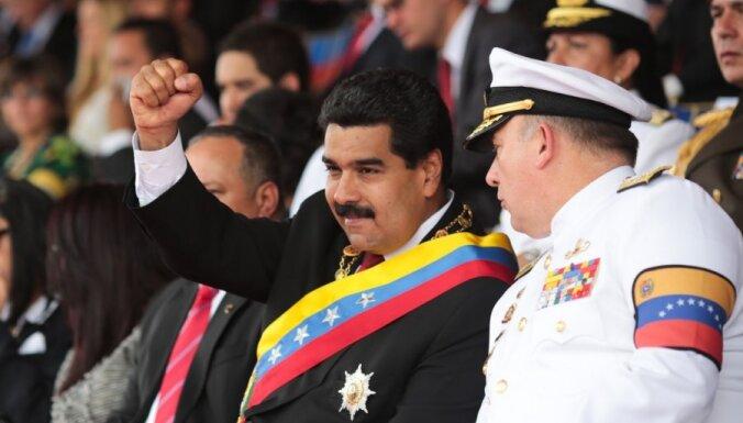 Universal: в Венесуэле сорвано покушение на президента страны