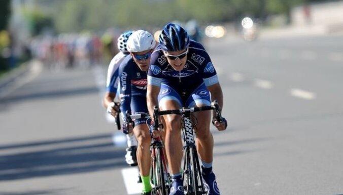 Bēcis finišē 10.vietā 'Tour of China 2' velobrauciena ceturtajā posmā