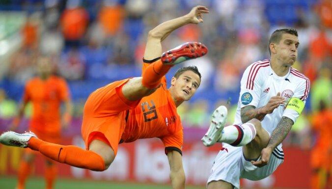 Первая сенсация ЕВРО: Дания обыграла Голландию