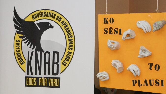 Выборы в Риге: KNAB начал 10 проверок о возможном нарушении правил агитации