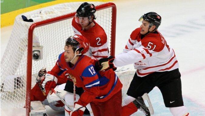 Сегодня финал чемпионата мира по хоккею — Россия против Канады