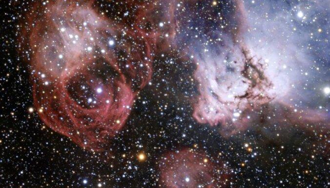 Рядом с Млечным Путем обнаружен гигантский тусклый объект