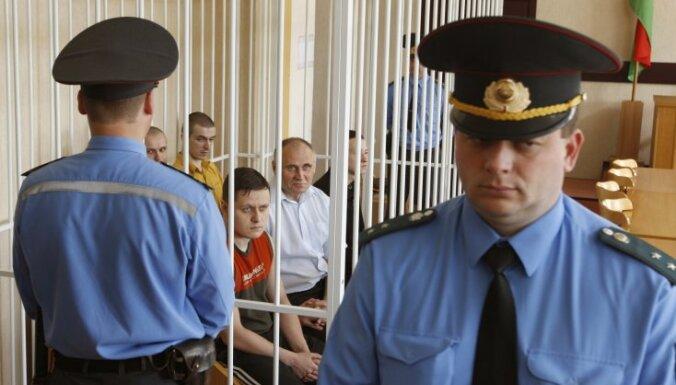 Baltkrievijas tiesa noraida cilvēktiesību aktīvista apelācijas prasību
