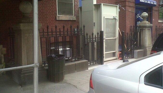 Ņujorkietis Internetā publisko atkritumu urnā atrastus pretterorisma plānus
