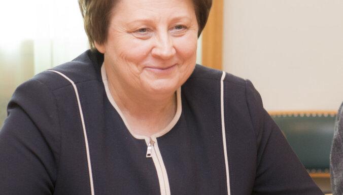 Latvijai vajag jaunu ministra posteni uz prezidentūras laiku ES Padomē, atzīst Straujuma