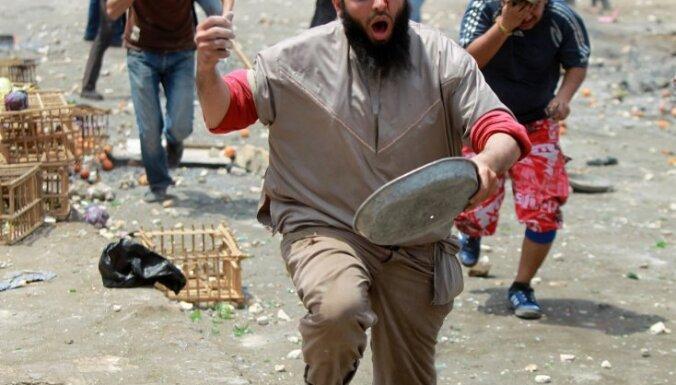МИД Латвии осуждает насилие в Египте
