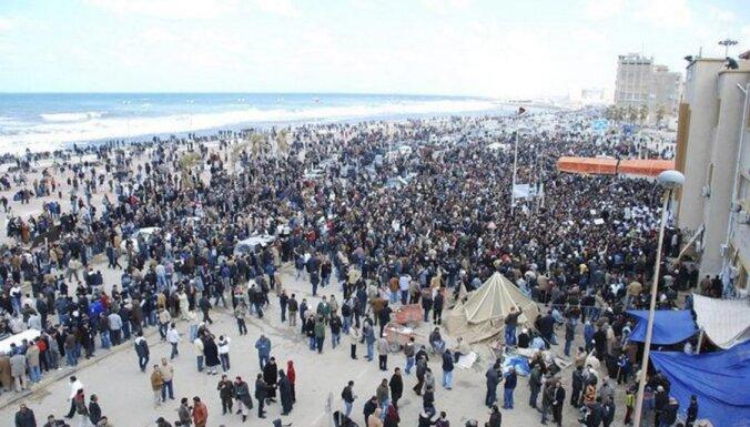 В Ливии созвано временное правительство