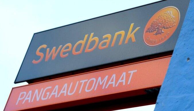 Swedbank закрывает филиалы и банкоматы в Эстонии
