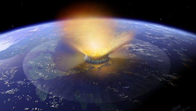 Астероид 2013 TV135 оказался в пять раз более опасным, чем считалось